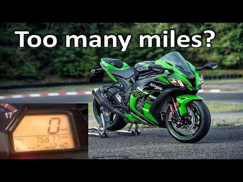 Avoid Motorcycles with High Miles?