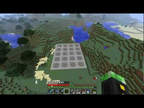 Minecraft Let's Play: Episode 55- Tree/Sapling Farm