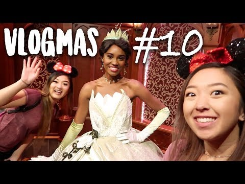 DISNEYLAND WITH MY BEST FRIEND! | VLOGMAS #10