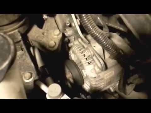 How to fix Belt noise car (Toyota Yaris)