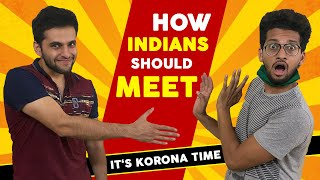 How Indians should meet | Funcho