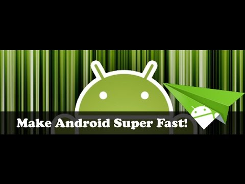 How to increase performance on android device