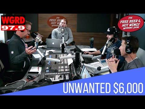 Unwanted $6,000 - FBHW Segment 16