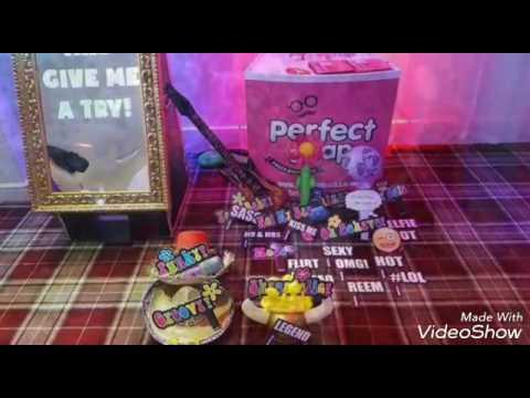 Perfect snap magic mirror