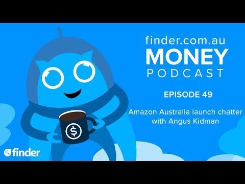 Money Podcast #49: Amazon Australia with Angus Kidman