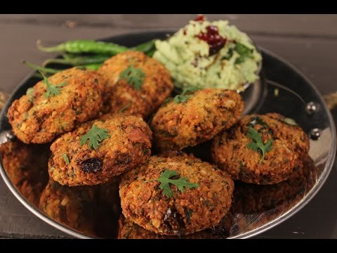 Dal Vada | Not so Junky - by Chef Siddharth | Sanjeev Kapoor Khazana