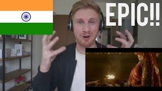 Padmavati : Ghoomar Song // REACTION