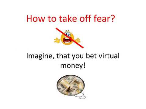 Fear of Losing Money in Sports Betting Picks When Bettor Places Bet