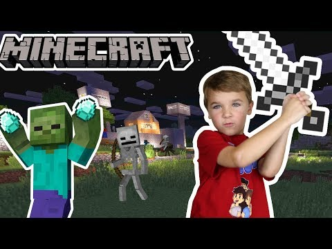WE ARE READY TO GET BACK OUR LOST DIAMONDS! in MINECRAFT SURVIVAL MODE