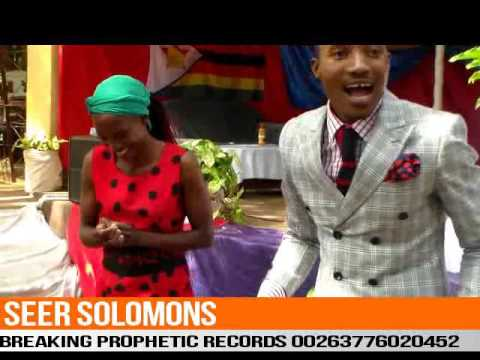 Zimbabwean Pastor, Seer Solomons Calls On God to reveal the secrets of people