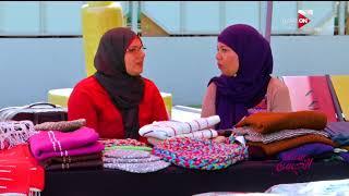 """#x202b;ست الحسن - احتفالية """"يوم في حب مصر"""" لتعريف طلاب المدارس أهمية المنتج المحلي#x202c;lrm;"""