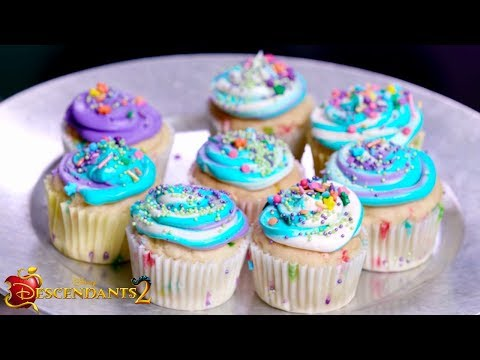 VK Cupcakes 🍰  | DIY | Descendants 2