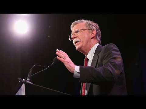Who is John Bolton?