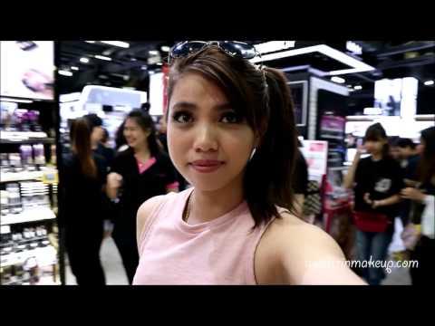 The Biggest Makeup Shopping in Bangkok | Eveandboy Siam Square, Bangkok Thailand | Rinmakeup Jakarta