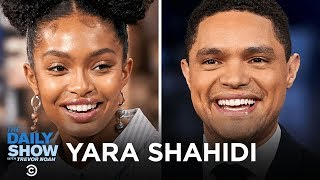 """Yara Shahidi - Living Her Fullest Life Through Her Character on """"Grown-ish"""" 