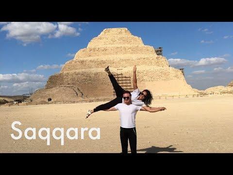 Saqqara - Step pyramid of Djoser - Tips before you go