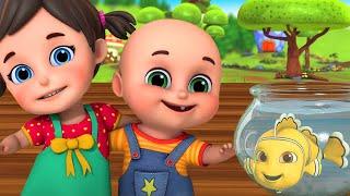 মাছ হয় জলের রানী যে   Machli Jal Ki Rani hai   Bengali Rhymes for Children
