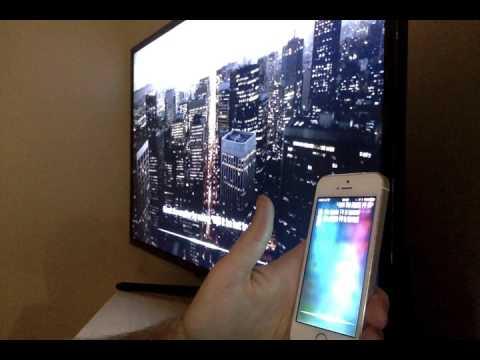 Controlling Samsung TV with HomeKit / Apple TV 4