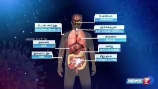 What are the symptoms of swine flu (H1N1)?   News7 Tamil