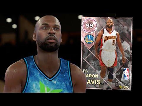 PINK DIAMOND BARON DAVIS GAMEPLAY! BEST POINT GUARD! (NBA 2K18 MYTEAM)