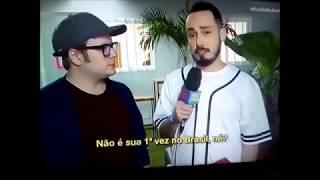 Fall Out Boy  Entrevista Rock In Rio 2017