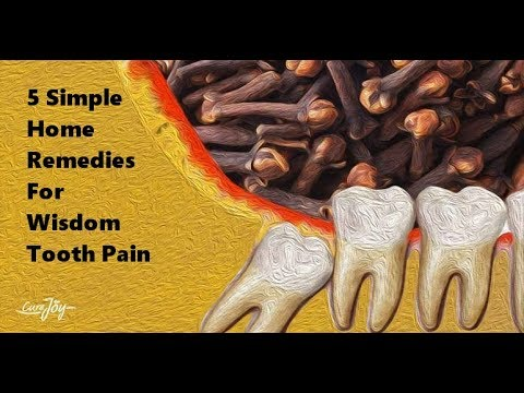 5 Simple Home Remedies For Wisdom Tooth Pain