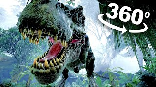 360 VR Video Dinosaur VR 360 degree Virtual Reality Videos 4K POV