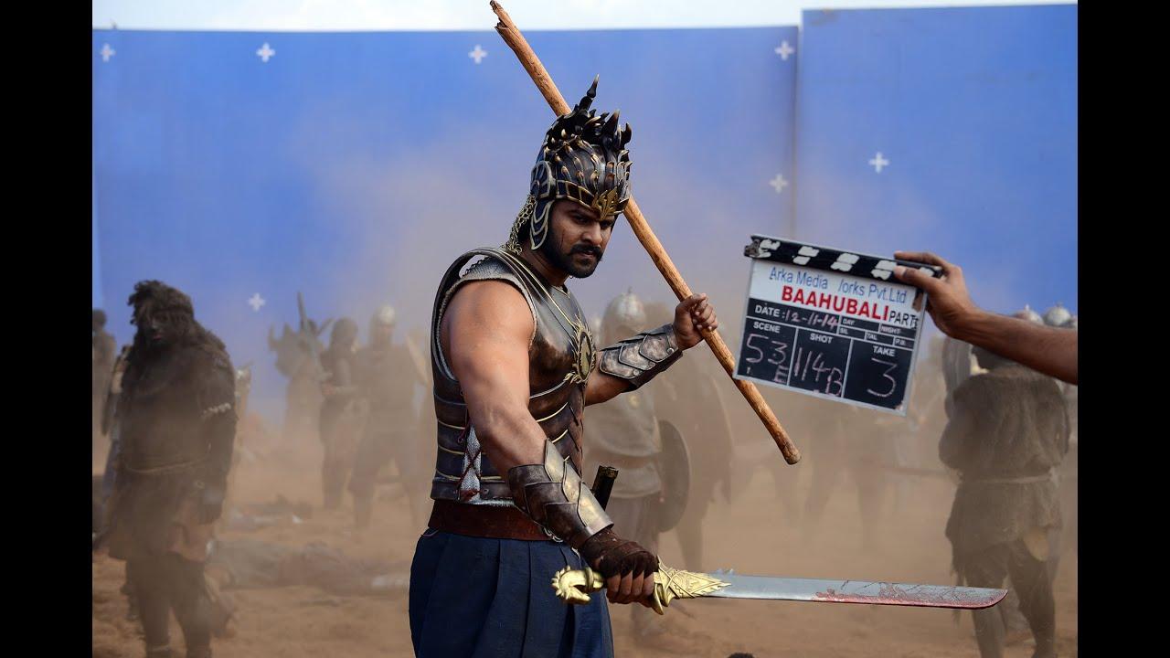 Baahubali - The Beginning   Making   #1YearForIndianEpicBaahubali