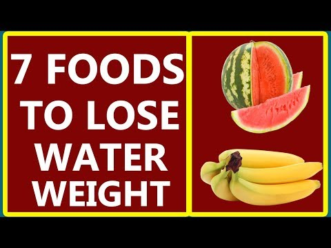 How To Lose Water Weight Fast, How To Get Rid Of Water Weight - Hindi