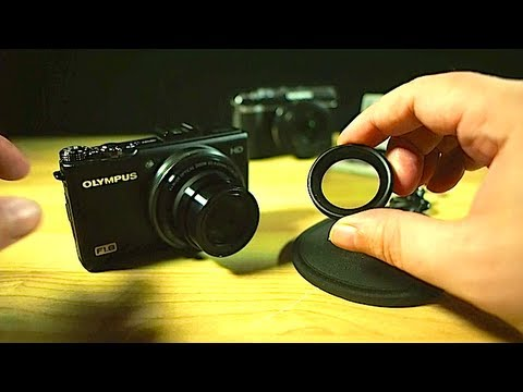 Magnetic Polariser filter = Better Pics - MagFilter CPL Filter, Test & Review