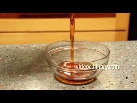Caramel Simple Syrup Recipe for Cakes & Cocktails