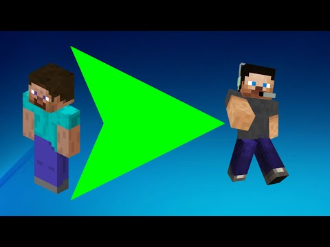 How  To:Make Your Own Skin In MCPE