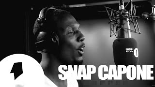Fire In The Booth - Snap Capone