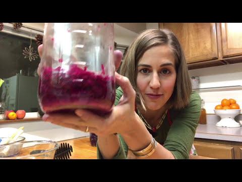 Purple Sauerkraut Recipe