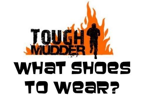 Tough Mudder - What SHOES Should I Wear?
