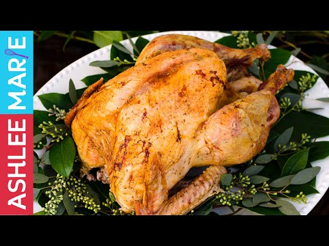 How to cook the PERFECT Turkey and make AMAZING Gravy