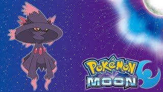 Pokemon: Moon - Ultra Wormhole