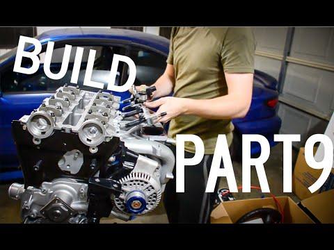 I finished the engine, mostly... (Turbo Build Part 9)