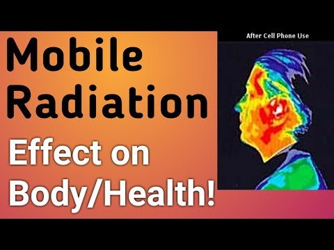 Effect of mobile radiations on your body ? What is SAR value of mobile phone || [ English]