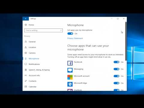 How To Set App Permissions In Windows 10 [Tutorial]