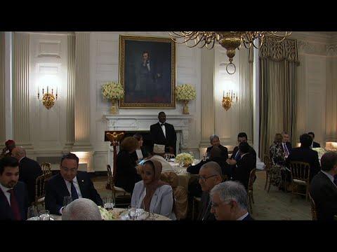 Trump Hosts Dinner For Muslim Holiday of Ramadan