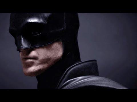 The Batman: Batsuit Revealed!