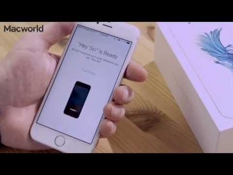 How to set up an iPhone 6s: Unbox and set up your new iPhone