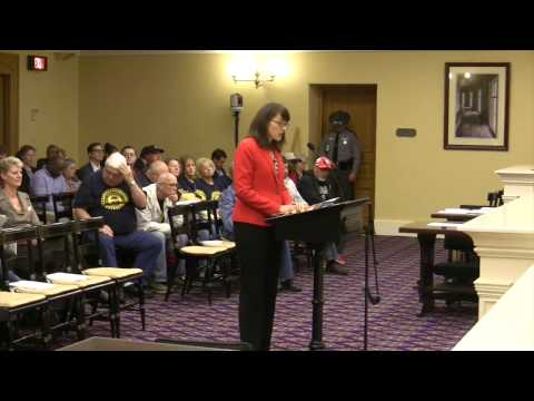 Unemployment Compensation Testimony 11 3 16