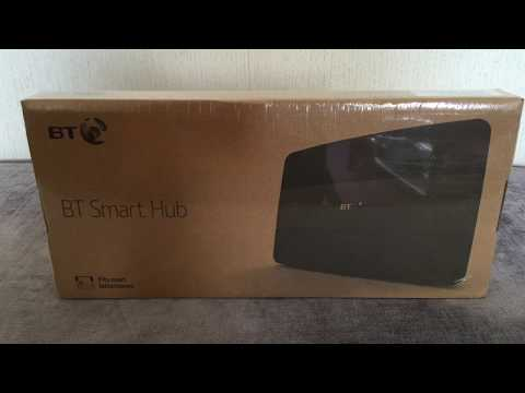 BT SmartHub Unboxing And Setup