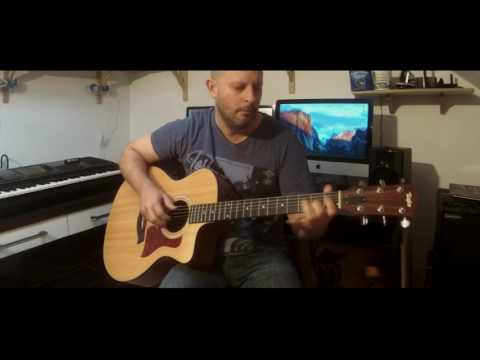 Fight Fire with Fire - Metallica (Intro on Acoustic)