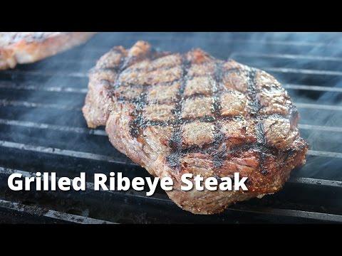Grilled Ribeye Steaks on Weber Kettle | Grilled Rib Eye Steak Recipe Malcom Reed HowToBBQRight