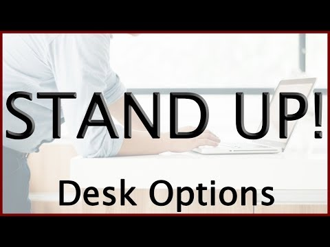 The Best Standing Desk You Can Buy & Affordable DIY Adjustable Stand Up Desk Setup Alternatives