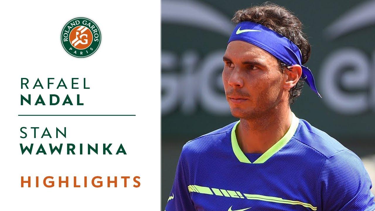 Rafael Nadal v Stan Wawrinka Highlights - Men's Final 2017 I Roland-Garros