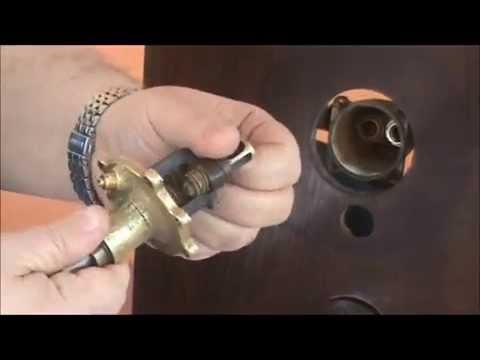 Kohler Niedecken Single Handle Shower Repair Video